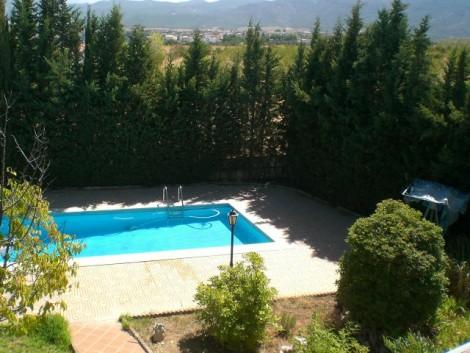 Casa rural Granada con piscina
