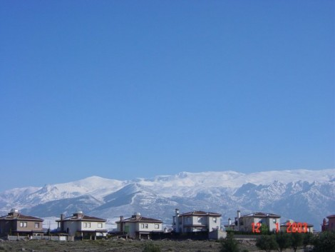 chalet en Sierra Nevada