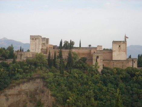 Visita a Granada en alojamiento rural