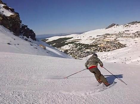 Historia de la estación de esquí de Sierra Nevada
