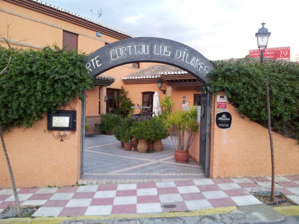 Como llegar a casa rural Granada restaurante cortijo los dilares