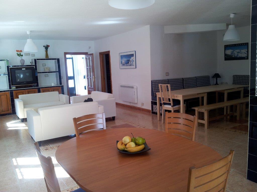 Salon tres ambientes vivienda tur stica de alojamiento rural vtar gr 00816 - Spa tres casas ...