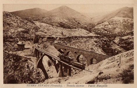 Tranvía Granada Sierra Nevada